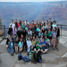 Group photo at the Flagstaff, AZ ABCs in 2011!