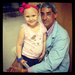 Ella with her doctor - Dr. Loduca :)