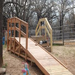 "This is what a mounting ramp looks like!  picture from ""fort-worth-equine-therapy.com"""