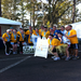 Caleb's Crusaders after the run 2012
