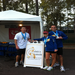 Ryan, Brandy and Mike after the Half Marathon 2012...and still standing!