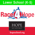Team Taylor (Kindergarten) (Race4Hope 2012)