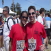 Eric and Nutan Rubinson fundraising for Strides for Hope 2012 - Miami Beach Latin Music Half Marathon