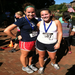 Jaime just recently ran her first half marathon ever as part of her training!