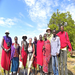 Maasai youth conservation group & their mentors from Life Net