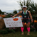 After finishing my first Half Ironman on September 9th!