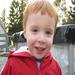 Josh Pleisch, age four.