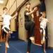 Kung Fu is a popular class at Whole Children