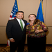 Governor Sandoval & Volunteer Manager Award Winner - TIP!