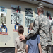 A MN National Guard member and his sons contemplate the six tenets of the Rise Above message