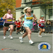 My sister, Hilde, running in the 114th Boston Marathon.  Is it in our genes?