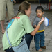 At the orphanage in Guatemala (2011)