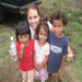 Children in Guatemalan village (2011)