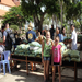 2012 Summer Mission Team on a food distribution in Vietnam