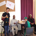 San Francisco uFLOW Bayview Adult Health Center Service Event
