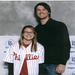 me, getting to meet cole hamels after being in the program!