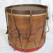 Civil War Contract Snare that was picked up on the battlefield at Gettysburg