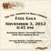 AABC FALL GALA FUND-A-NEED fundraising for AABC INSPIRE CAPITAL CAMPAIGN