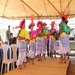 The Welcoming Ceremony in Sonrisa de Dios, Nicaragua 2012