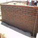 A Wall (Part of the School) that Three Other People and I built in Sonrisa de Dios, Nicaragua 2012