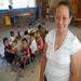 A Class in the Finished Preschool in Sonrisa de Dios, Nicaragua 2012