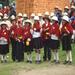 The Children Dancing During the Welcoming Ceremony in San Antonio de Alao, Ecuador 2011