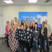 2012 Allianz Life Fundraising Blanket Making Party