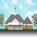 Rendering of MVMM after renovations are completed. Courtesy of Lawrence Abell & Associates.