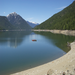 12-13 year old boys youth canoe course on Ross Lake, North Cascades National Park