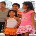 Children of the Community Dance in the Welcoming Ceremony in Sonrisa de Dios, Nicaragua 2012