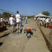 Day One on the Worksite in Sonrisa de Dios, Nicaragua 2012