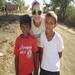 Me and Boys in the Community in Sonrisa de Dios, Nicaragua 2012