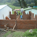 The Worksite on Day Four in San Antonio de Alao, Ecuador 2011