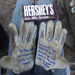 These work gloves tell the story:  hands-on learning is challenging, inspiring, character building, in short:  MAGIC!