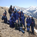 First service, then adventure:  Outward Bound students in the Colorado Rockies