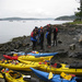 Paddle break in the San Juan Islands!