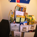 ACS CAN delivered over 10 boxes of non-perishable food items to Bread for the City last year