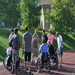 First Summer Adaptive Track and Field training session