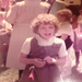 Me circa 1984 rockin' the Brownie uniform.