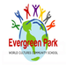 Evergreen Park World Cultures Community School logo