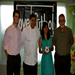 Love Futbol Ambassadors Zaynah Khanbhai and Caju's Mario host a Just for Kicks event in Torontsupporting the Field of Ho