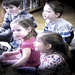 Story Hour in the current 600 sq ft cottage © 2012 Valatie Free Library, All Rights Reserved