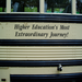 Higher Education's Most Extraordinary Journey!