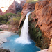 Havasupai Falls is a majestic sight.