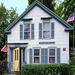 Current 600sq foot cottage on Church Street © 2012 Valatie Free Library, All Rights Reserved