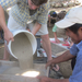 The community has partnered with Engineers Without Borders Santa Clara to ensure they have access to clean water.