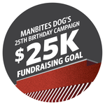 Manbites Dog's 25th Birthday Campaign