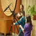 Future filmmakers learn how to make a movie at Berkshire Museum's Movie Camp.