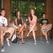 Adult adoptee panel at Camp Rice 2011
