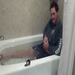 Training through the winter can be cold, but not as cold as a Saturday post long run ice bath!